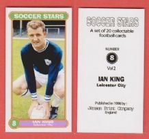 Leicester City Ian King